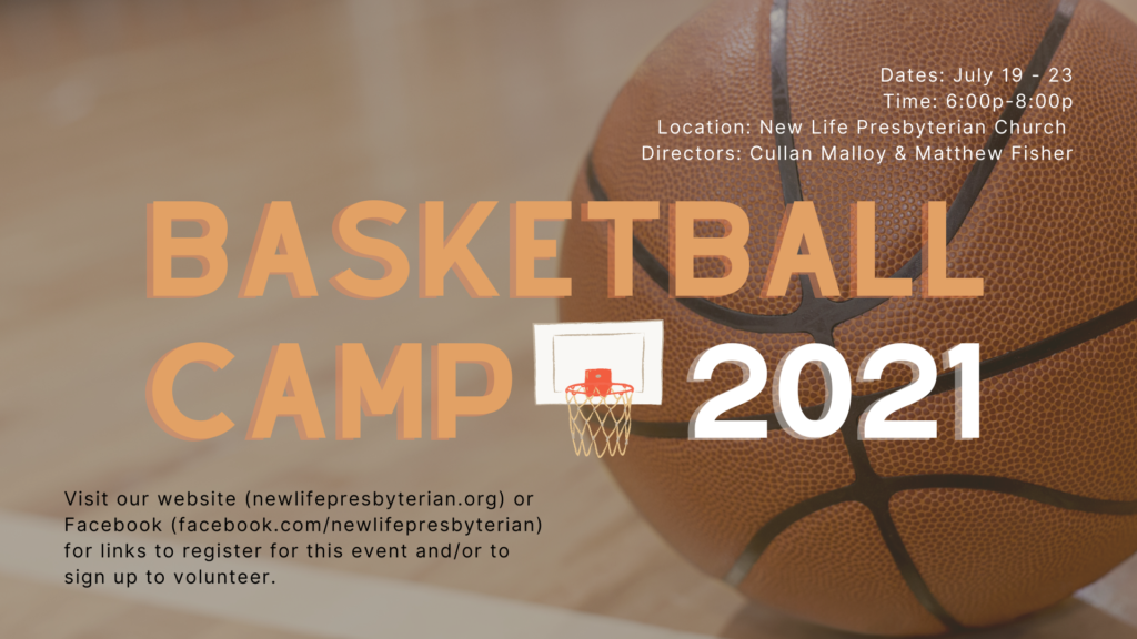 basketball camp presentation